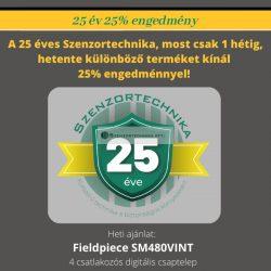 Fieldpiece Tavaszköszönő Akció!