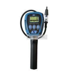 Hordozható, 3 gázos, éghető gázok (LEL), Szén-Monoxid (CO) és Oxigén (O2) érzékelésére alkamas