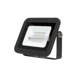 10 W LED fényvető lapos szürke 750 lm 4000 K