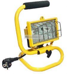 120W fényvető hordozható sárga (max 150 W)