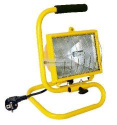 400W fényvető hordozható sárga (max 500 W)