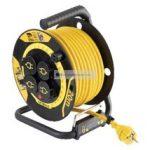 STANLEY kábeldob IP44 20m kábellel H07RN-F 3G1 5