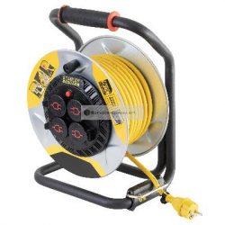 STANLEY kábeldob IP44 40m kábellel H07RN-F 3G1 5