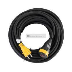 STANLEY lengőaljzat IP44 10m kábel H07RN-F 3G1 5